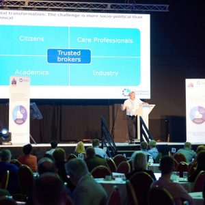 Great North Care Record Network event - how to collect the data sharing preferences of 3.6million people